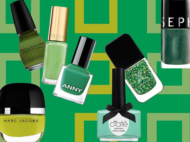 cover-Manicure greenery tutti gli smalti per realizzarla-mobile