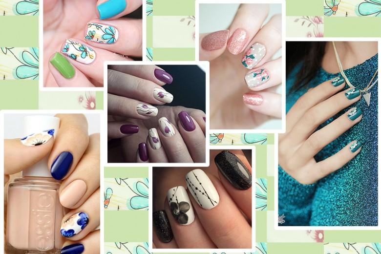 Nail art floreali per la Primavera: le proposte più glam