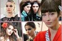 Tendenze trucco, capelli e unghie dalle Fashion Week A/I 2017-18