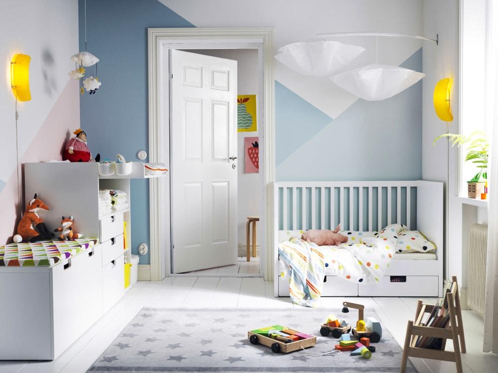 Ikea camerette i modelli pi belli grazia for Ikea kinderzimmer ideen