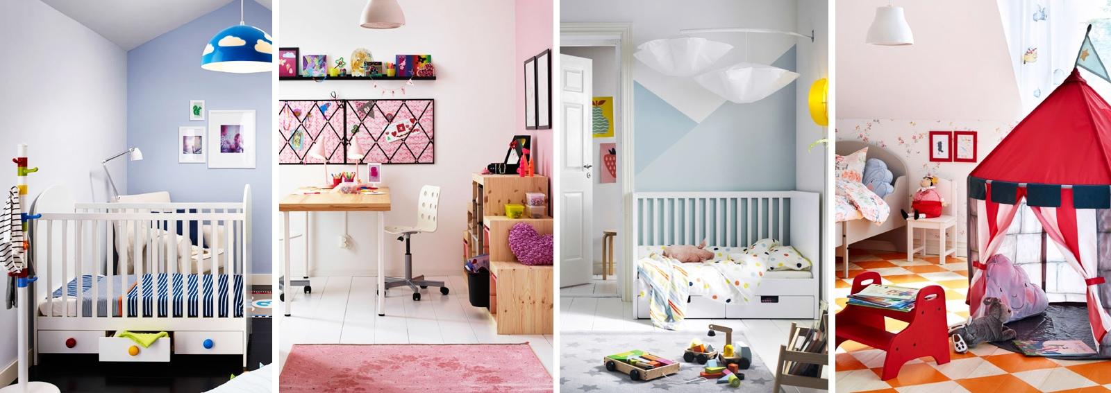 Ikea camerette i modelli pi belli for Camerette bambini neonati ikea