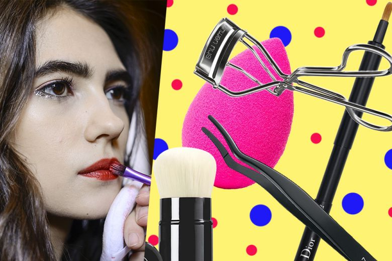 I 10 accessori make up che non possono mancare nel beauty case
