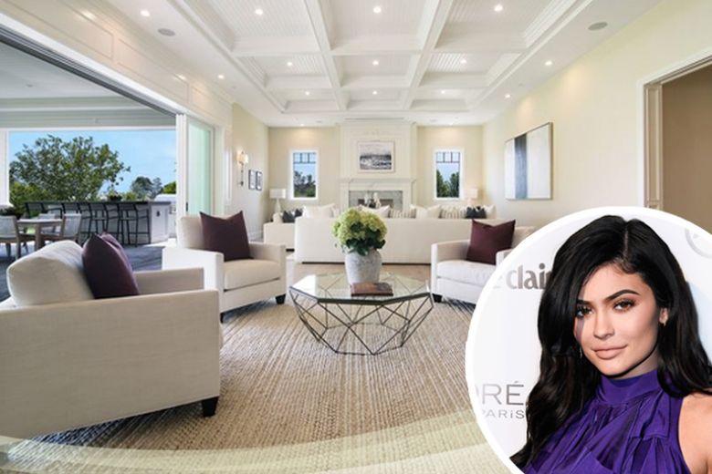 La nuova casa di Kylie Jenner a Hidden Hills