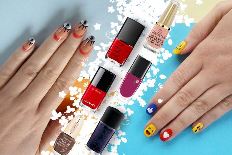 Unghie Primavera Estate 2017: le nail art create da Non solo Kawaii