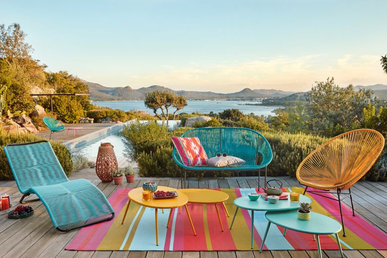 Maisons Du Monde: la nuova collezione outdoor 2017