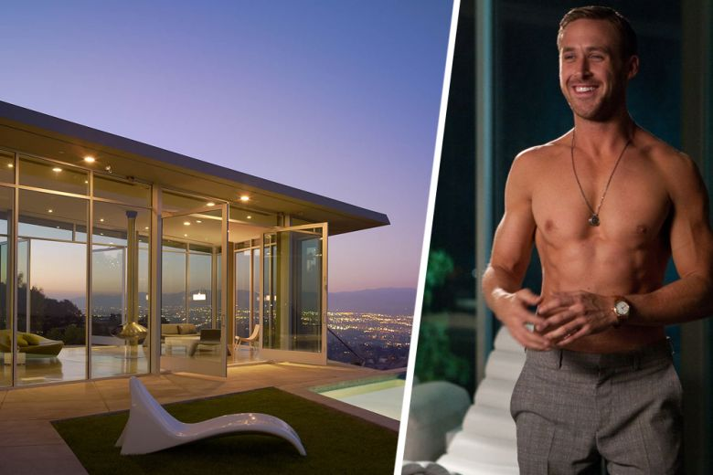 "La casa di Ryan Gosling in ""Crazy, Stupid, Love"""
