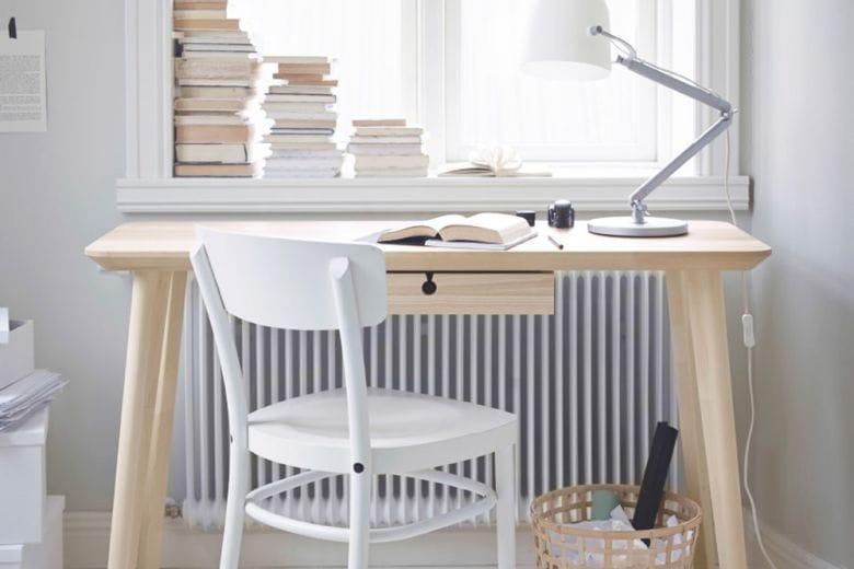 Scrivanie IKEA: i modelli più adatti allo studio e al lavoro
