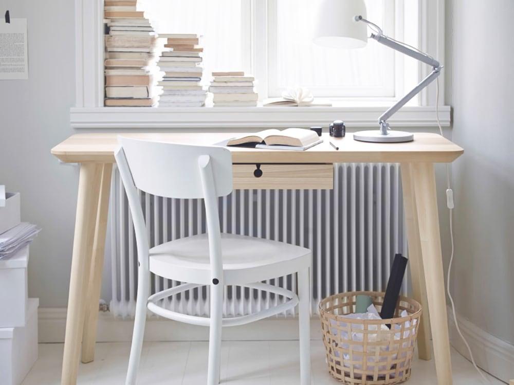 Scrivanie ikea i modelli pi adatti allo studio e al for Ikea scrivanie ufficio