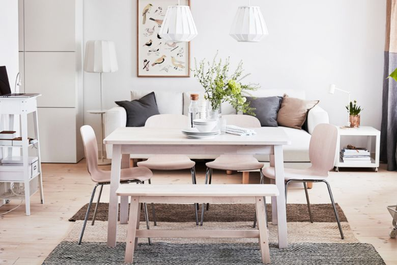 Tavoli IKEA: i modelli più belli per living e cucina