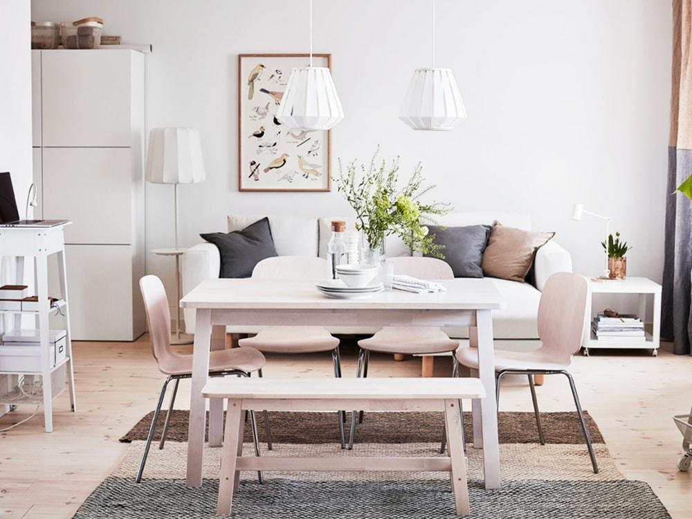 Tavoli ikea i modelli pi belli per living e cucina grazia for Tavoli particolari per cucina
