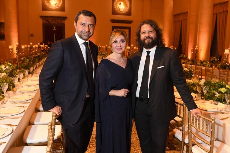 Damiani inaugura una mostra a Palazzo Reale a Milano