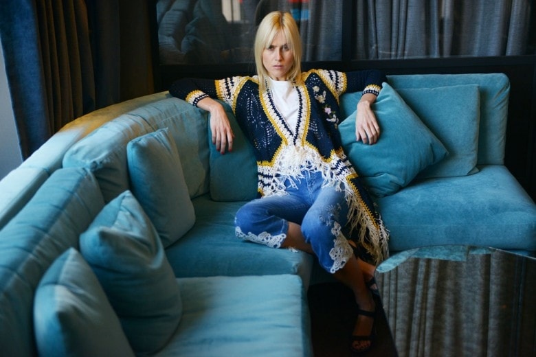Linda Tol: trendsetter dallo stile androgino e femminile