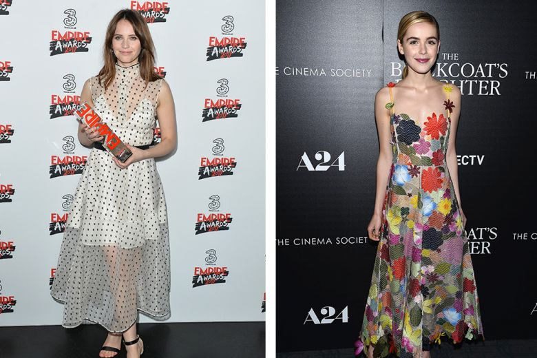 Le star best dressed: da Kate Middleton a Felicity Jones