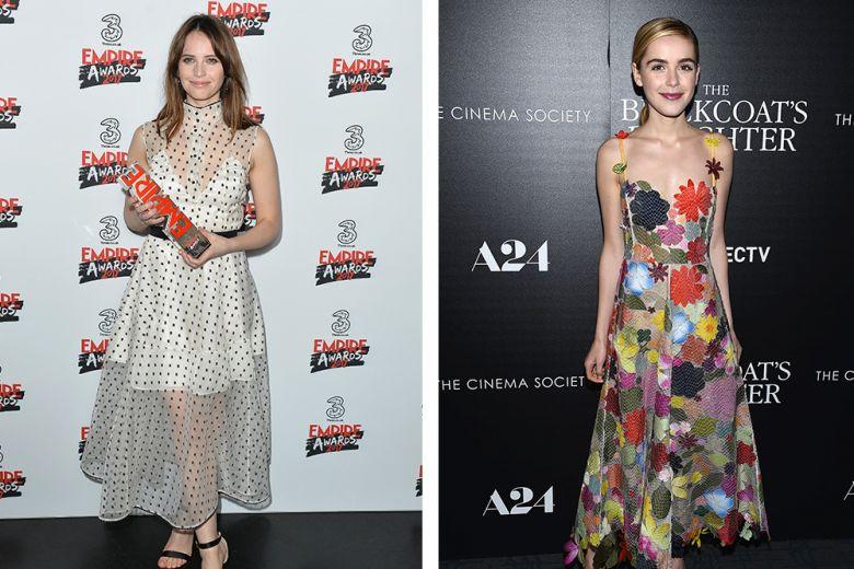 Le star best dressed: da Kate Middleton a Felicity Jones