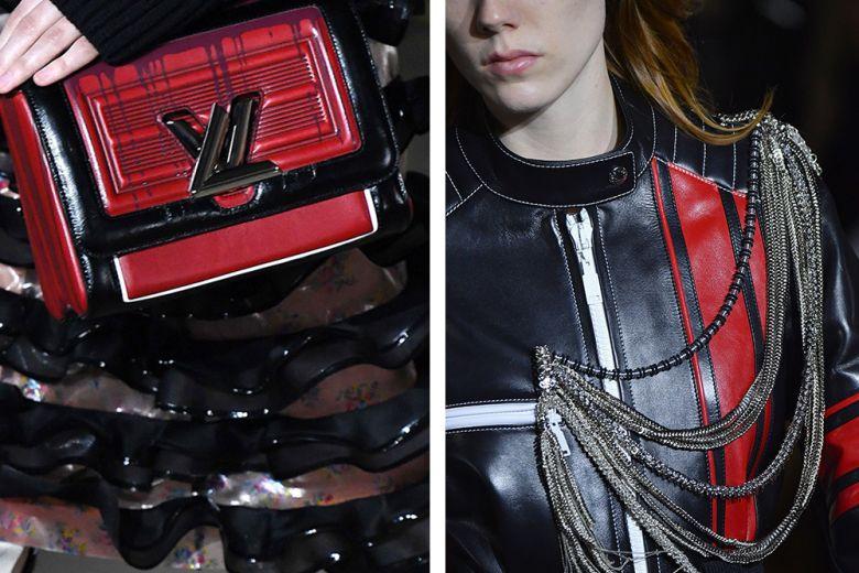 Louis Vuitton Autunno-Inverno 2017: la sfilata in 10 dettagli
