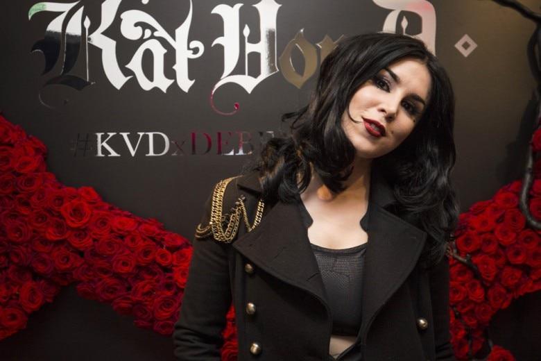 Kat Von D: Tutto sulla mia pelle