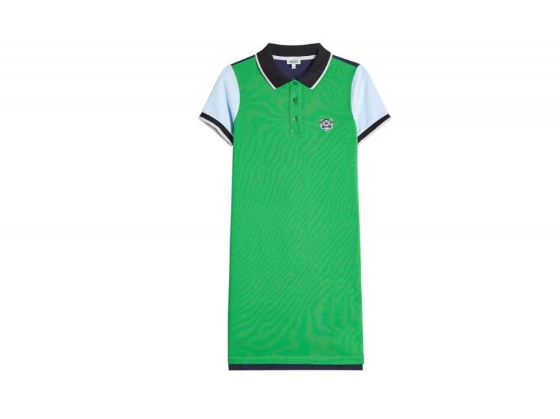 kenzo-abito-polo-verde