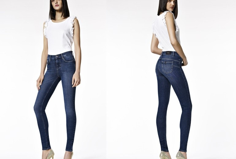 Liu Jo presenta i nuovi jeans Bottom Up Amazing Fit