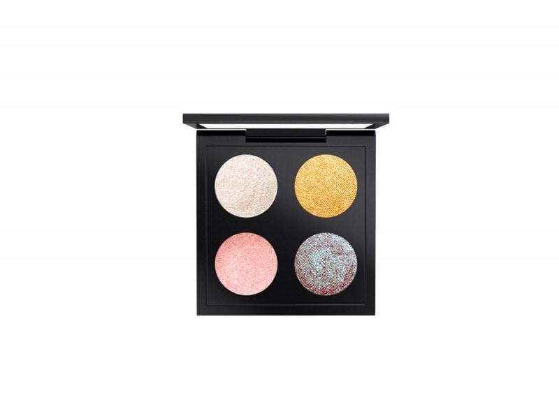 make up olografico palette ombretti mac make up art collection kabuki