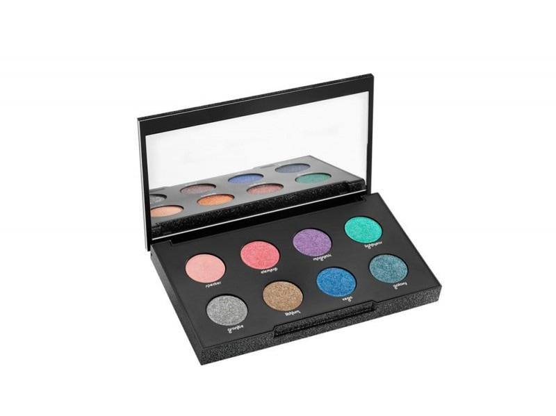 make up olografico urban decay palette moondust