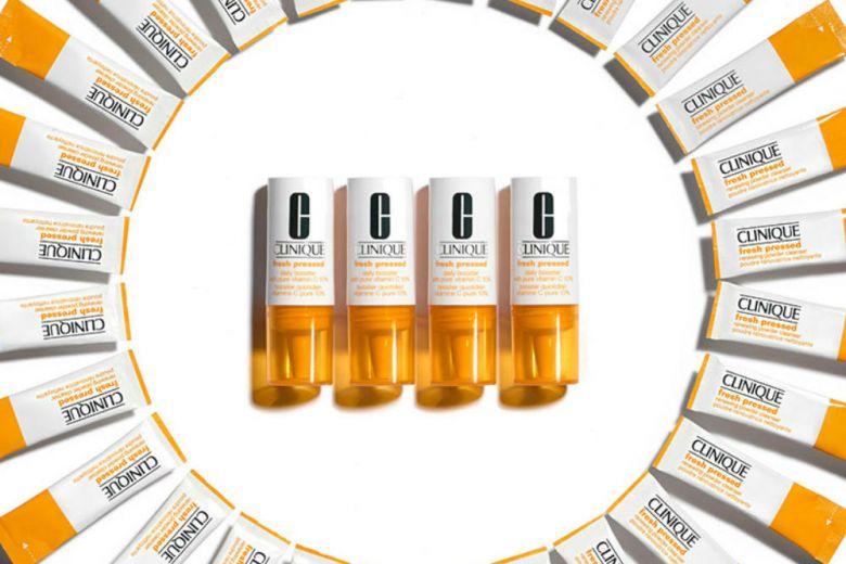 A tutta vitamina: la nuova beauty routine by Clinique