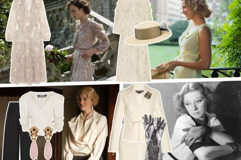 Moda vintage: i look ispirati agli anni '30