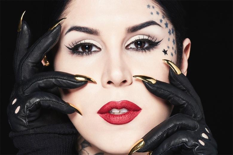 Acquista Kat Von D Beauty in anteprima in corso Vittorio Emanuele e incontra Kat a Milano