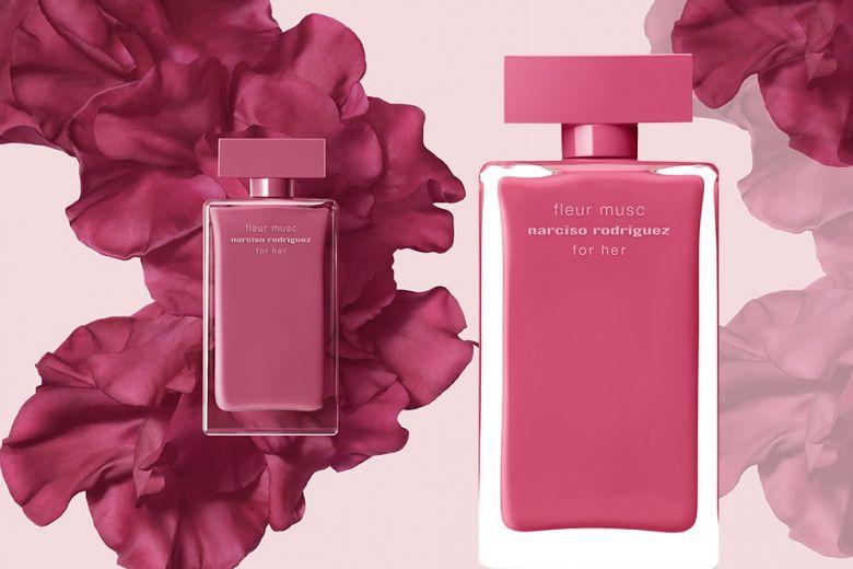 for her fleur musc di Narciso Rodriguez: un nuovo e vibrante viaggio olfattivo