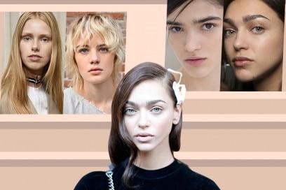 Trucco acqua e sapone: la tendenza effetto pelle nuda