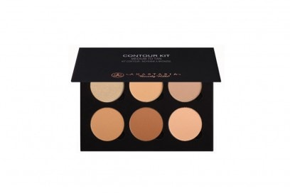 palette contouring anastasia beverly hills in polvere