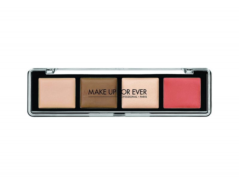 palette contouring  in crema make up for ever a