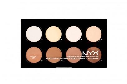 palette contouring nyx cosmetics