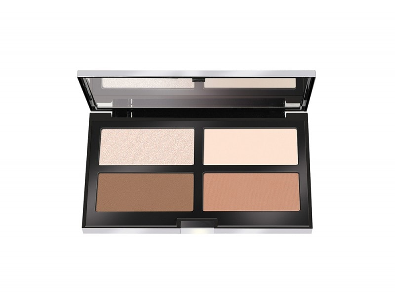 palette contouring pupa milano