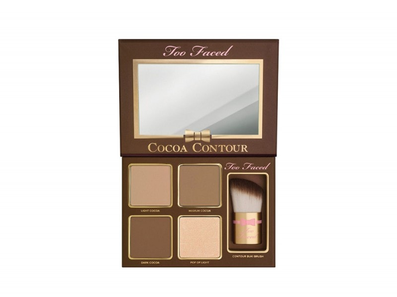 palette contouring too faced chocolate