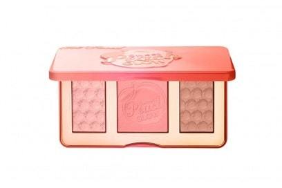 palette contouring too faced sweet peach glow