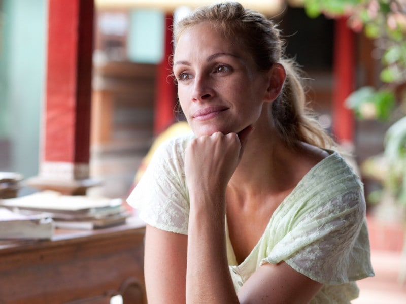 Eat Pray Love  movie image Julia  Roberts