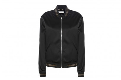 saint laurent bomber