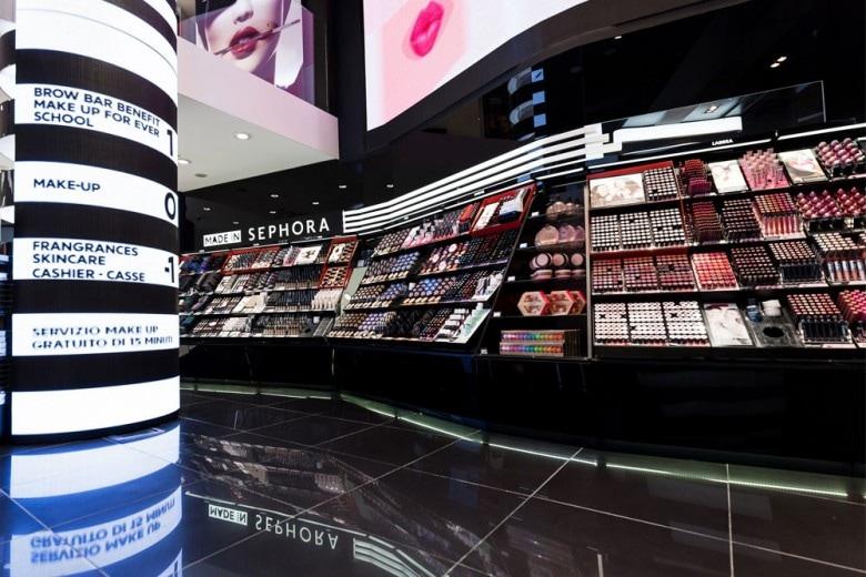 Sephora Click&Collect: compra online e ritira in negozio dopo 2 ore