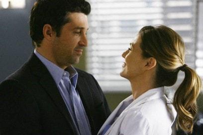 Grey's Anatomy – Ne me quitte pas – Patrick Dempsey – Ellen Pomp