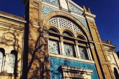 sinagoga centrale milano