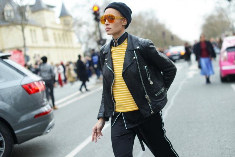 street style parigi adowa aboah