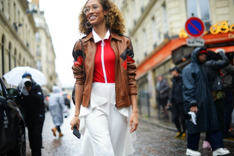 Street style: le foto della Paris Fashion Week