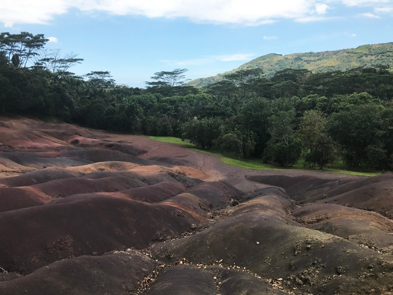 terre colorate