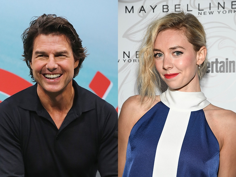 tom cruise Vanessa Kirby 2