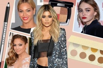 Trucco occhi marroni e capelli biondi: i make up da copiare