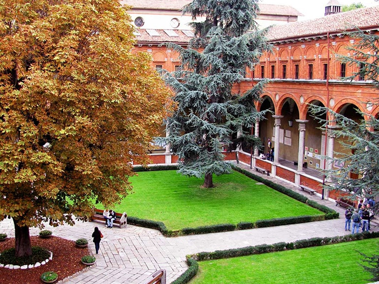 università cattolica milano