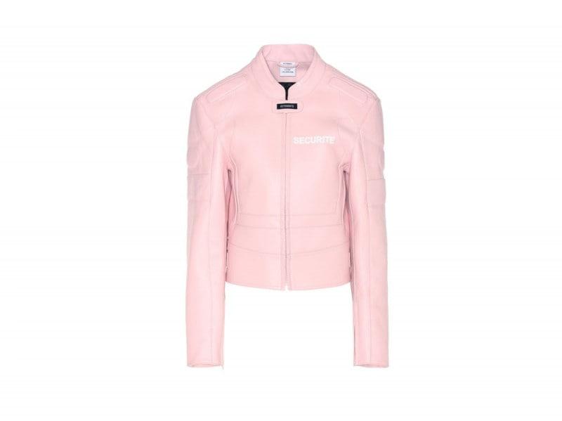 vetements-giacca-pelle-rosa