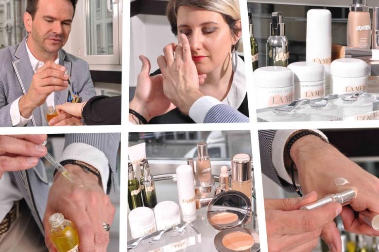 Beauty look La Mer: come realizzarlo con i consigli dello skincare artist Clyde Johnson