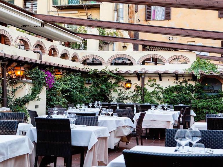 Antica Pesa ristorante Roma