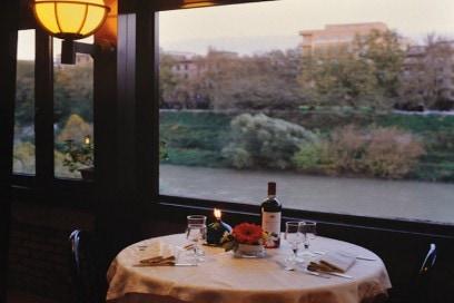 Antico Tevere ristorante Roma